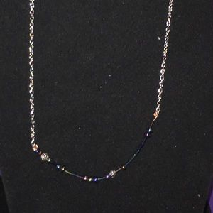 """Jewelry - Morse code necklace. """"I Love You"""""""